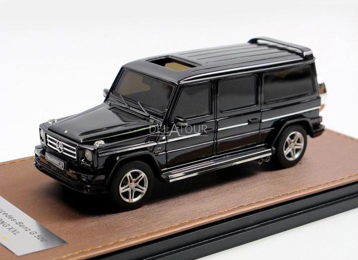 Mercedes-Benz G-Class G63 XXL 2004 Black