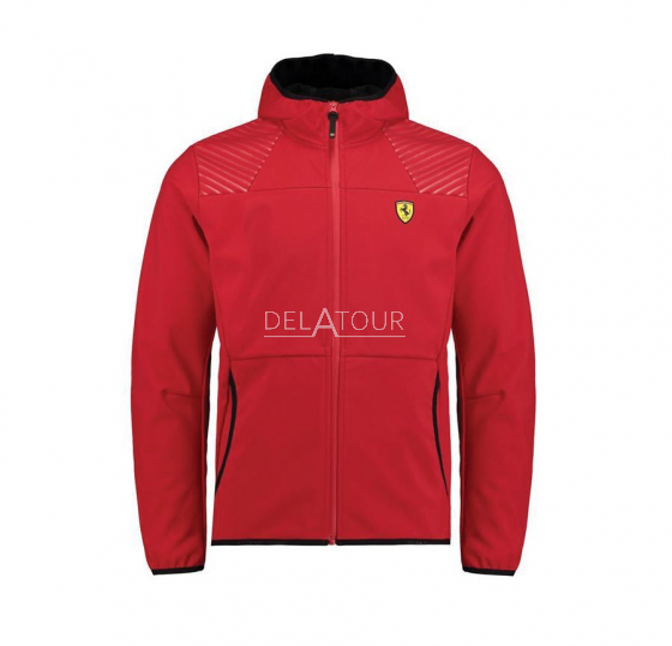 Scuderia Ferrari Jacket Softshell Red
