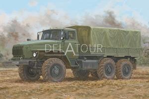 Russian URAL-4320