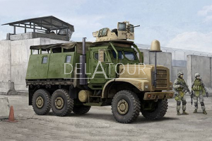 US MK23 MTVR Mas Truck with Armor Protection