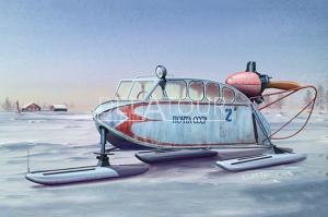 Soviet NKL-6 Aerosan
