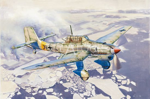 Junkers JU-87B-2/U4 Stuka