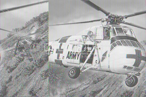 HH-34 US Army Rescue
