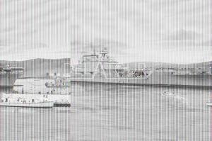 USS Enerprise CV-6