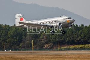 DC-3 CNAC