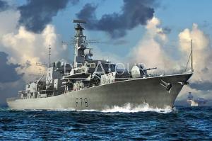 HMS Type 23 Frigate Kent F78