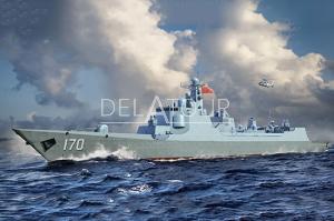 PLA Navy Type 052C Destroyer