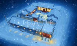 Beijing Siheyuan Courtyard House