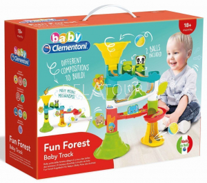 Clementoni Fun Forest Baby Track