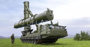 Russian S-300V 9A84 SAM
