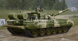 Russian T-80UD MBT Early