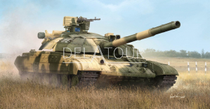 Ukraine T-64BM Bulat Main Battle Tank