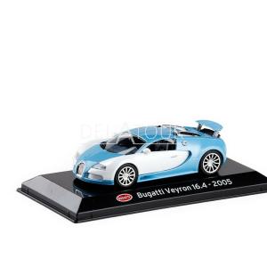 Bugatti Veyron 16.4 2005 Light Blue/Silver