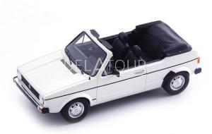 Volkswagen Golf Cabriolet Prototype 1976 White
