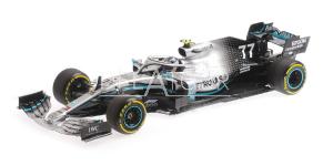 Mercedes W10 #77 V. Bottas Chinese GP 2019