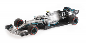 Mercedes W10 #77 V. Bottas British GP 2019