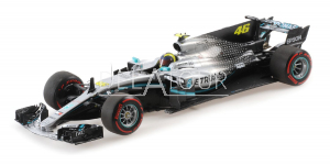 Mercedes W08 #46 Ride Swap V. Rossi 2019