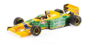 Benetton B193 #6 R. Patrese British GP 1993