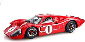 Ford GT40 MKIV #1 Winner 24H LeMans 1967