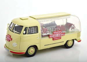 Volkswagen T1A Pick-Up Bauspar Kasse 1962 Cream