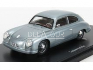 Porsche Lindner Coupe DDR 1953 Grey