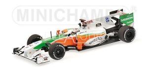 Force India VJM03 #14 A. Sutil 2010
