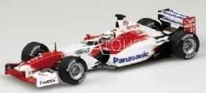 Toyota TF102 #25 A. McNish 2002