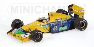 Benetton B191 #20 M. Brundle 1992