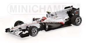 Sauber C23 #23 K. Kobayashi 2010