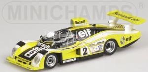 Renault A442B #2 24H LeMans 1978