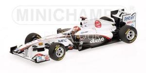 Sauber C30 #16 K. Kobayashi 2011