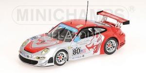 Porsche GT3 RSR #80 24H LeMans 2008