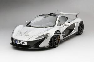McLaren P1 XP2R Nurburgring 2013