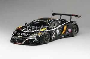 McLaren 12C GT3 24H Spa 2014