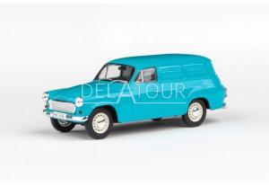 Skoda 1202  Van 1965 Blue