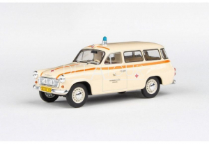 Skoda 1202 SW StationWagon Ambulance Praga 1964