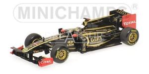 Lotus Renault N. Heidfeld Showcar 2011