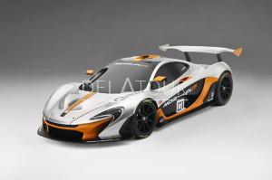 McLaren P1 GTR Pebble Beach Debut 2014
