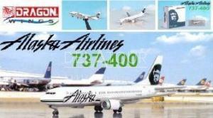 Alaska  Airliner 737-400