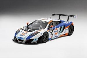 McLaren 12C GT3 Macau GP 2013