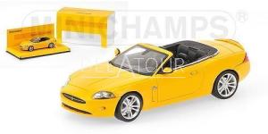Jaguar XK Cabriolet 2005 Yellow