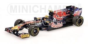 Toro Rosso J. Alguersuari Showcar 2011