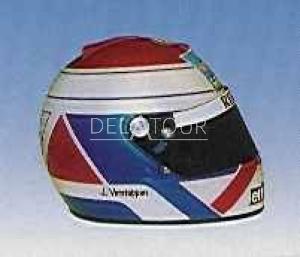 Jos Verstappen Helmet 2005