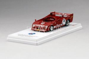 Alfa Romeo Tipo T33 TT12 #3 6H Watkins Glen 1975