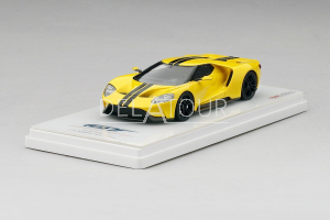 Ford GT 2015 Los Angelas Auto Show Yelow