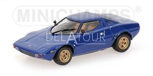 Lancia Stratos 1974 Dark Blue