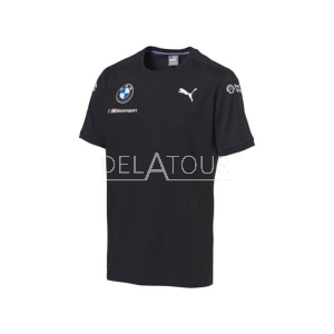 BMW Team T-Shirt Men, Blue
