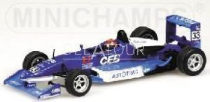 Dallara F301 #33 N. Piquet  2002