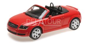 Audi TT Roadster 1998 Red