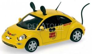 Volkswagen New Beetle 1998 Truly Nolen Pest